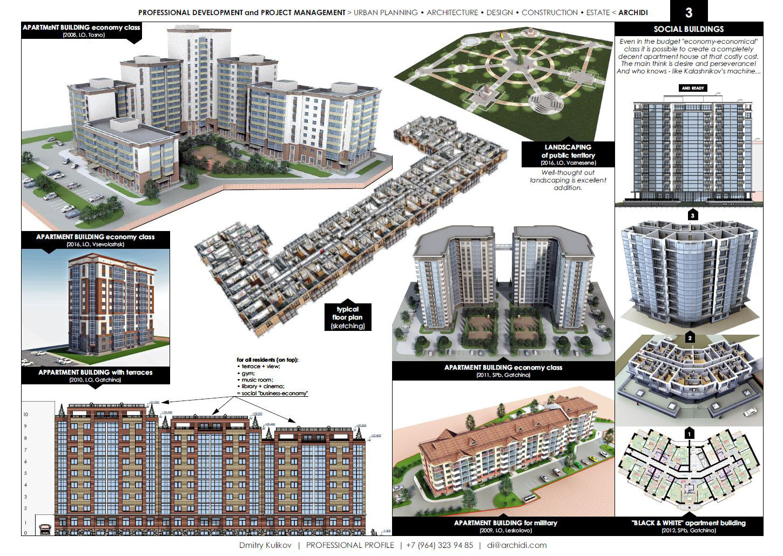 archidi.com - PORTFOLIO - Social buildings