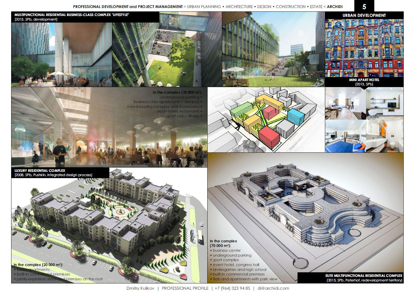 archidi.com - PORTFOLIO - Urban development