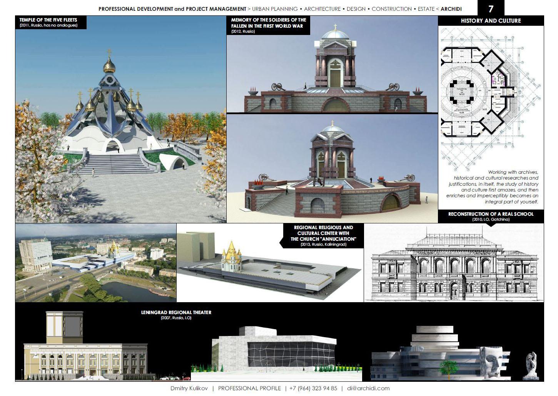 archidi.com - PORTFOLIO - History and culture