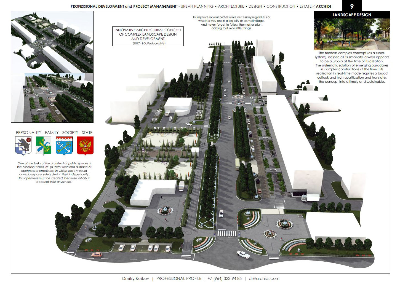 archidi.com - PORTFOLIO - Landscape design